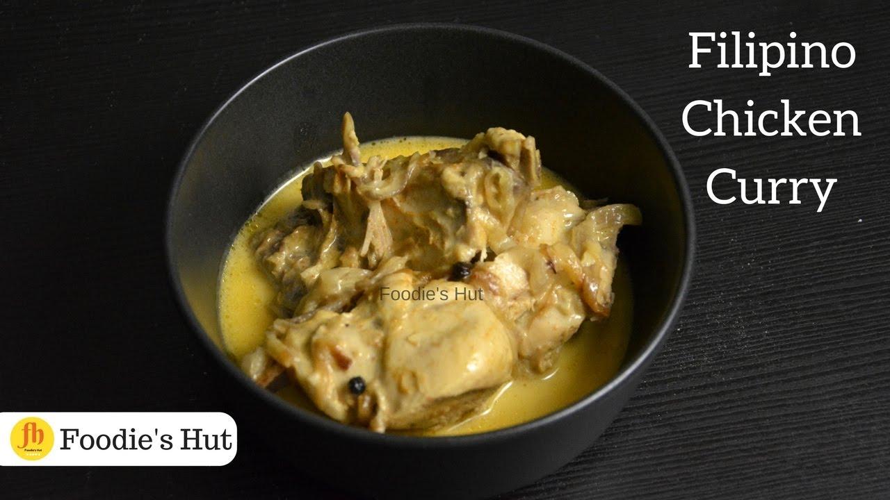 Filipino chicken curry with coconut milk recipe by foodies hut filipino chicken curry with coconut milk recipe by foodies hut 0149 forumfinder Gallery