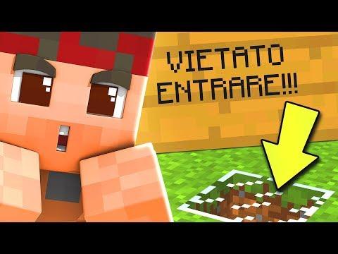 HO TROVATO UNA BASE SOTTO L'OCEANO!! — Griefing Vanilla | Minecraft ITA