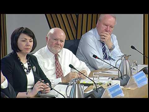 Public Audit Committee - Scottish Parliament: 15 June 2017