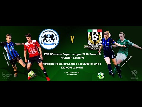 Kingborough Lions v Launceston City. WSL/NPL Double Header