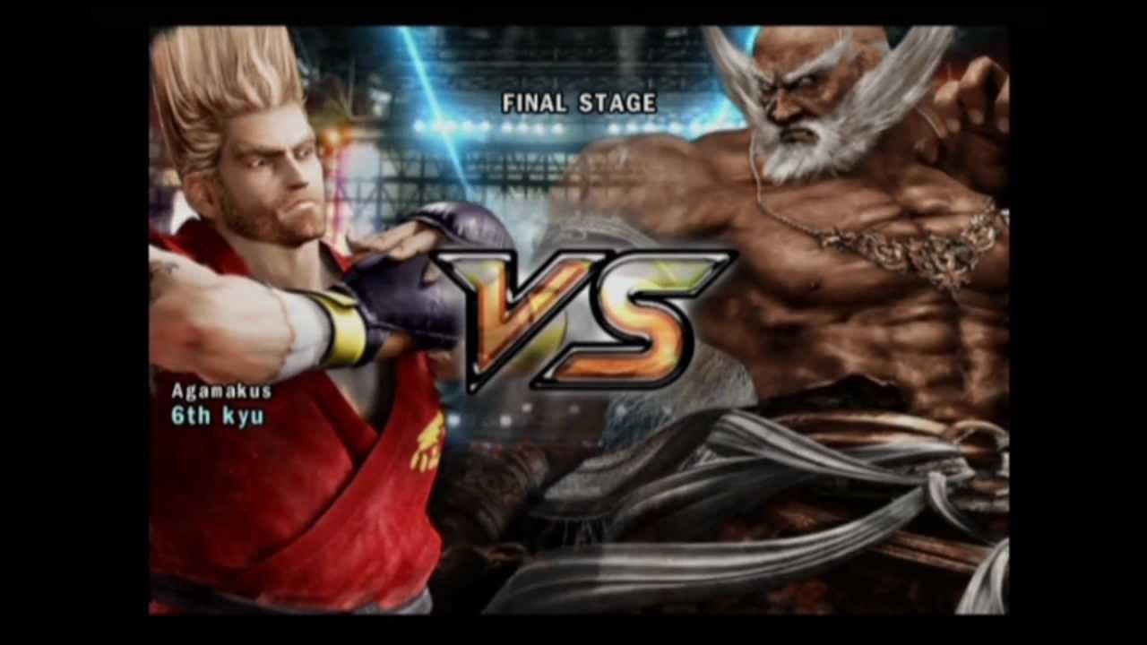 Tekken 5 Paul