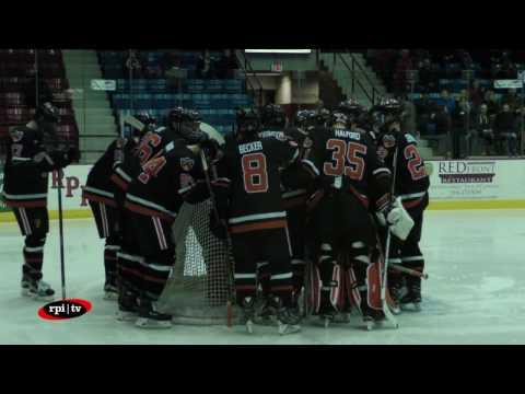 RPI Men's Hockey vs. Princeton University