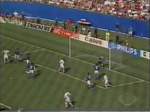 Italy  1 -- 0  Norway  1994 FIFA World Cup
