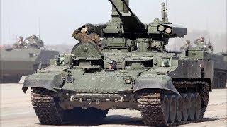 "Russian BMPT-72 ""Terminator"" || Multipurpose Tank Support Combat Vehicle."