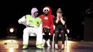 Sambashow - Ahmed Sylla - Moussier Tombola - Théâtre Bobino