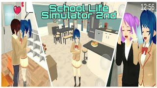 School Life Simulator 2 BETA • SchoolSim Gamer screenshot 5