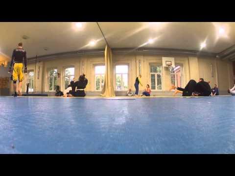 Road Jitsu - Tallinn 3D Treening #5