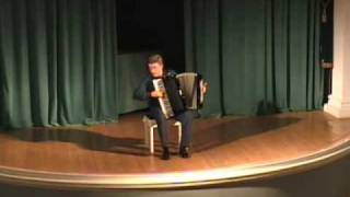 Evgeny Kochetov (accordion) plays Bulgarian music