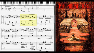 Hot House Rag by Paul Pratt (1914, Ragtime piano)