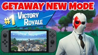 *NEW* WILDCARD Skin + High Stakes NEW MODE in Fortnite On Nintendo Switch!