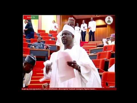 Senate Plenary 13th October, 2016