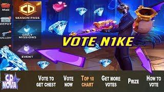 (#1 Content Creator for CD) Master Builder !buildpro // 700+ Wins // Vote n1KE 4 NOVA + 1100 LIKES?