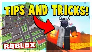 TIPS & TRICKS FOR SUPER POWER TRAINING SIMULATOR *TUTORIAL* (ROBLOX)