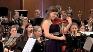 Jean Sibelius - Violin Concerto in D minor Op. 47 Allegro moderato