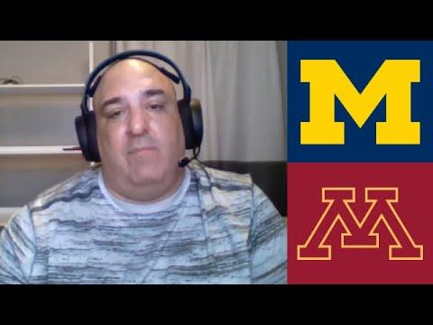 Predicting Big Ten winners of Michigan football vs. Minnesota ...