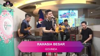 Govinda - Rahasia Besar (Live Akustik cumicumi.com)
