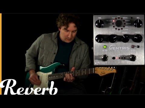 Source  Ventris Dual Reverb  Reverb Tone Report Demo