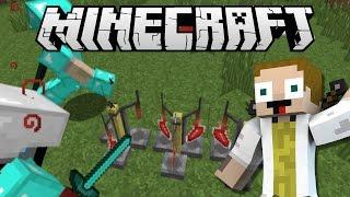 [GEJMR] Minecraft - UHC Run - Ojojoj bojujeme o život s Jirkou a Marwem