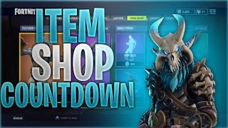 NEW SKINS! ITEM SHOP COUNTDOWN FORTNITE - SATURDAY AUGUST 25TH