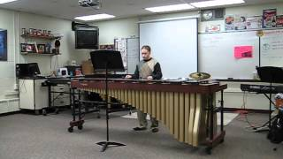 Hungarian Dance No.5 By J. Brahms (On Marimba)