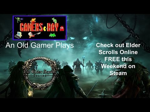 Elder Scrolls Online - Steam Free Weekend
