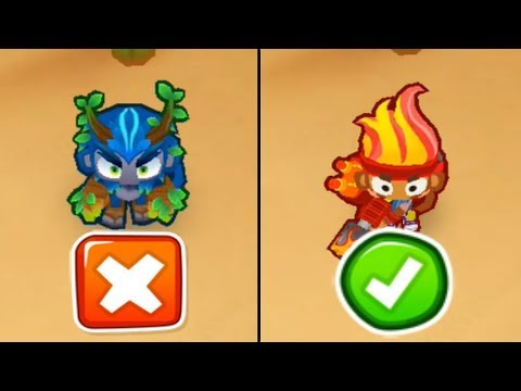 Why Gwendolin Is The Best Hero in Bloons TD 6! (BTD6 CHIMPS Mode)