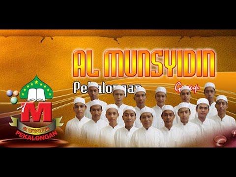 AL MUNSYIDIN Ft Habib Bidin - Allahu Allah (Qod Kafani) Live Maulid Pajomblangan 30 April 2016
