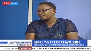 Siku ya Mtoto wa Kike nchini Kenya | KTN News Leo Mashinani