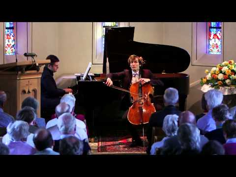 Live at Menuhin Festival Gstaad: Christoph Croisé, Alexander Panfilov: D. Popper: Hungarian Rhapsody