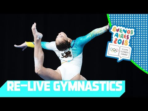 RE-LIVE | Day 06: Artistic Gymnastics | Youth Olympic Games 2018 | Buenos Aires