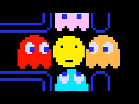If The Ghosts Were Smart In Pac-Man