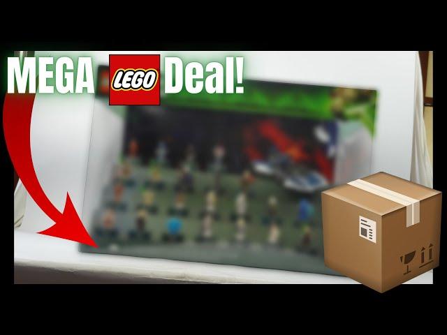 Ich habe einen alten LEGO Star Wars Schaukasten gekauft...| Lego Haul📦
