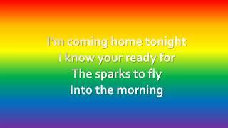Coming Home lyrics