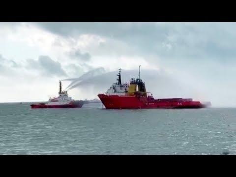 China Marine Economy Expo Opens In South China