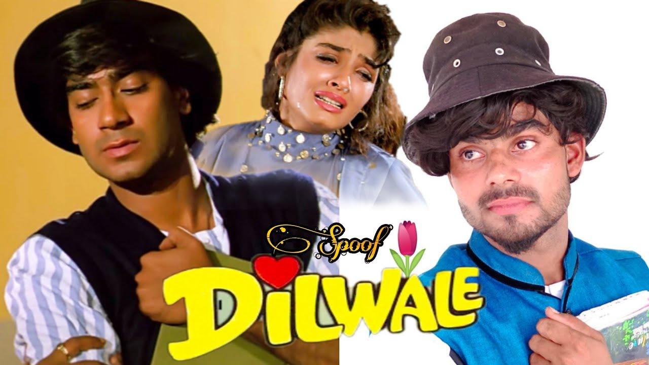 Download Dilwale {1994} | Ajay Devgan | Sunil Shetti | Dilwale movie spoof | Dilwale movie ka dialogue