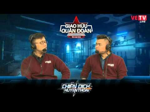 [GHQĐ - HCM] Vòng bảng: Team HCM vs Club Sài Gòn - 23/2/2016
