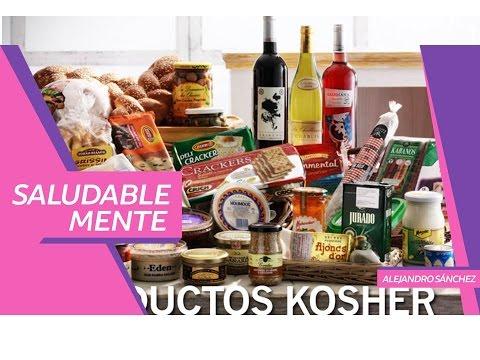 Energía de los alimentos Kosher-Saludable Mente