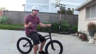 How to 180 BMX