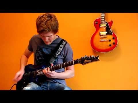 Joe Satriani The Extremist Cover
