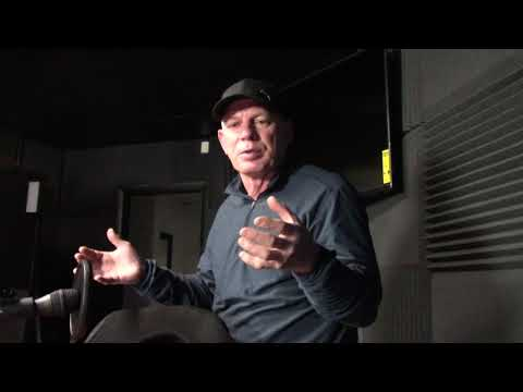 Lenny Dykstra Launches His New Podcast, 'Pawning Nails' In Montclair
