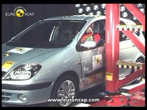 Euro NCAP   Renault Scenic   2001   Crash test
