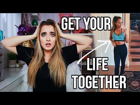 How to Get Your Life Together | Reset Routine