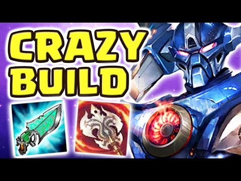 HAHA WHAT AN IDIOT!! THE LEGENDARY 1-SHOT BUILD | THE ROAST