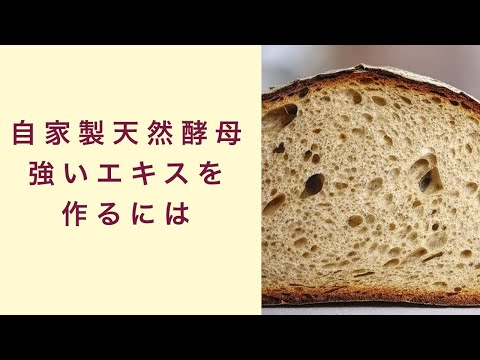 【自家製天然酵母】強いエキスを作るためにやるべきこと フルーツ酵母 自家製天然酵母 パン教室 教室開業 大阪 奈良 東京 福岡 名古屋