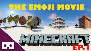 Emoji Movie City Minecraft VR 360° - EP.1 Mp3