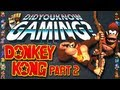 Donkey Kong Part 2 - Did You Know Gaming? Feat. Yungtown