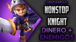 ⭐[MOD] Nonstop Knight 2.10.4 HACK [Dinero + Enemigos Débiles] - Link de Descarga [APK] + Gameplay