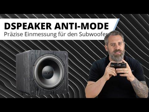 Subwoofer-Tuning für's Wohnzimmer - Einmessen mit dem Anti-Mode!