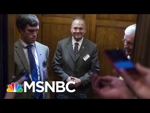 Editorial Board Calls On Voters To 'Reject' GOP Senate Candidate Roy Moore | Morning Joe | MSNBC