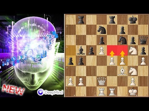 AlphaZero Plays a Tal Move | Chess Has A Bright Future